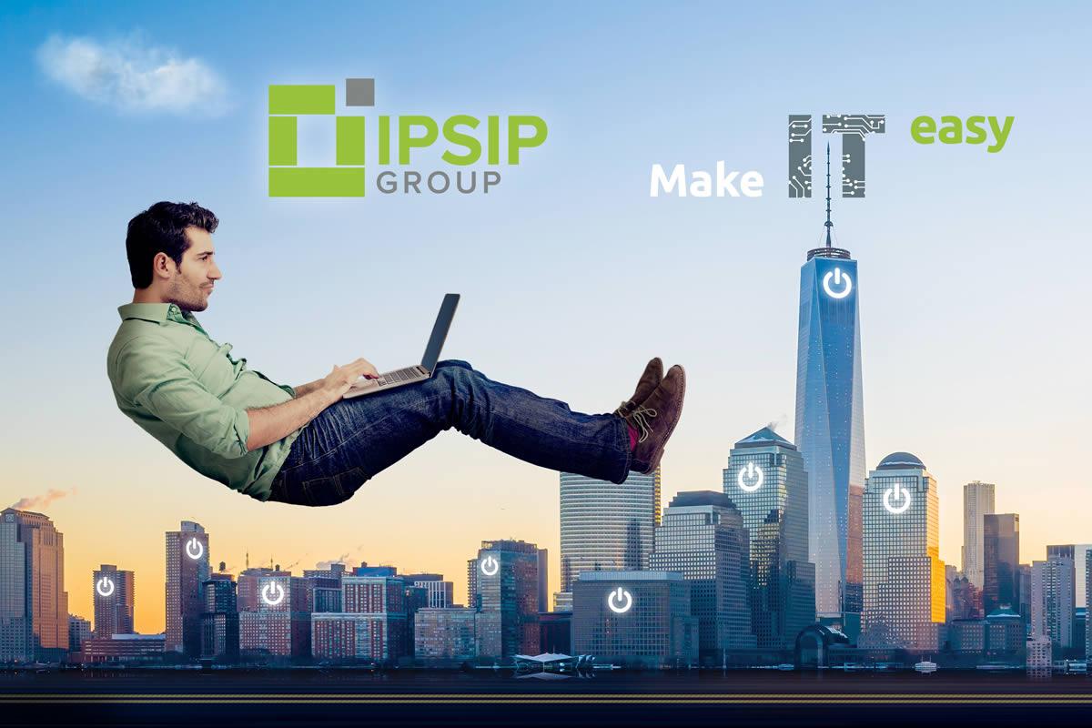 Visuel pub IPSIP Make IT easy