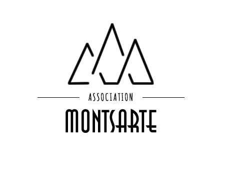 Logo association Montsarte fond blanc
